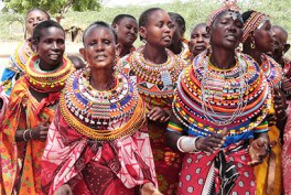 Des Kenyanes ayant subi de la violence et de la domination forment une communauté pas comme les autres.