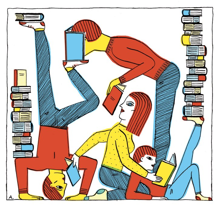 Les livres ouvrent au monde. En stimulant l'imaginaire et les émotions, ils nous donnent des armes pour affronter la dureté du réel, selon la professeure de littérature Hélène Merlin-Kajman.
