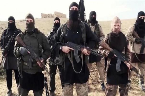 Des djihadistes dans une vidéo de propagande en février 2015. AP/SIPA